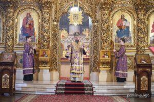 Проповідь Блаженнійшого Митрополита Київського і всієї України Епіфанія в четверту неділю Великого посту