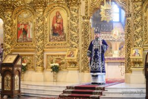 Проповідь Блаженнійшого Митрополита Київського і всієї України Епіфанія в п'яту неділю Великого посту
