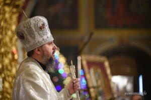 Проповідь Блаженнійшого Митрополита Київського і всієї України Епіфанія у неділю після Різдва Христового