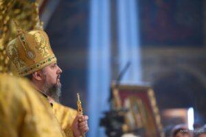 Проповідь Предстоятеля в неділю Торжества Православ'я