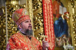 Проповідь Блаженнійшого Митрополита Київського і всієї України Епіфанія в п'яту неділю після Пасхи