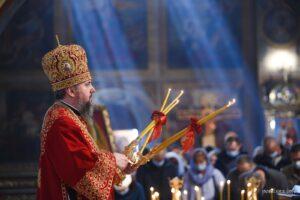 Проповідь Блаженнійшого Митрополита Київського і всієї України Епіфанія в другу неділю після Пасхи